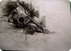 crow,mask, gasmask, dessin, desen, sketch