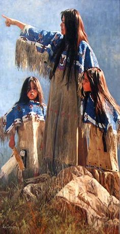 Land Of The Eagle  - I am a child -  by Ray Swanson