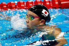 競泳女子の渡部、準決勝敗退 #競泳 #リオ五輪