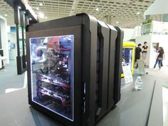 BitFenix Shows Off Pandora ATX, Nova, And Atlas Enclosures At Computex