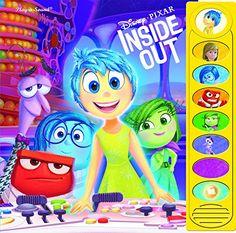 Disney | Pixar INSIDE OUT : Play-a-Sound® Book