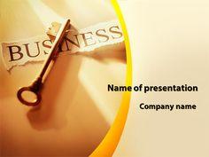 http://www.pptstar.com/powerpoint/template/key-of-business/ Key Of Business Presentation Template