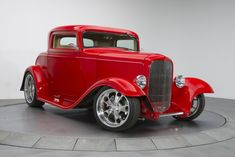 custom hot rod designs | Ford Coupe 350 V8 1932 Coupé Sold - ClassicDigest.com