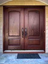 Double Entry Door System, Fiberglass