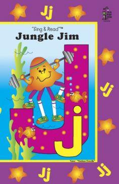 Jungle Jim Big Book