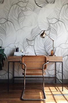 Transform your plain walls into a painterly masterpiece with our romantic, selfadhesive wallpaper. This lovely wallpaper is perfect for any room in your home. Sure to brighten up your space and enchant you day after day, this design has all the impact without the commitment of actual paint.