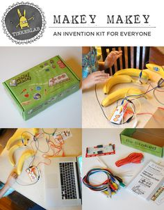 Makey Makey Invention Kit for Everyone | TinkerLab.com review