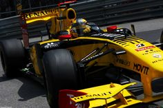 Robert Kubica, Renault, image uploaded by anonymous in motors category. Monte Carlo, Robert Kubica, Sport F1, Band On The Run, Renault Sport, F1 Drivers, F1 Racing, Formula One, Car Car