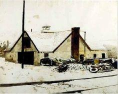 Retread Freds - Andrew Wyeth