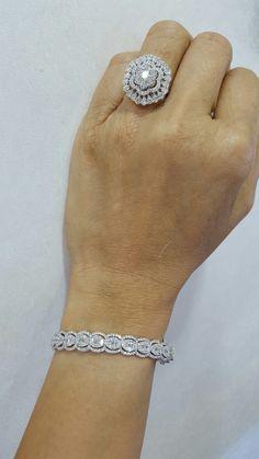 Illusions diamonds bangles