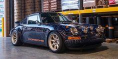 2019 Porsche 911 photograph from our Singer Vehicle Design Mulholland Drive Car photo gallery. Porsche 911 Cabriolet, Porsche 911 Targa, Porsche Sports Car, Porsche Cars, Black Porsche, Porsche Models, Mulholland Drive, Singer Vehicle Design, Classic Cars