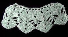 Crochet : Punto Flecha