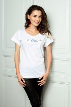 T-shirt by Mândră Chic