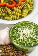 Blendtec Recipe of the Week: Lime Cilantro Pesto
