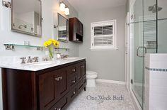 Bathroom Design Gallery : Bathroom Remodeling Photos : Bath 45