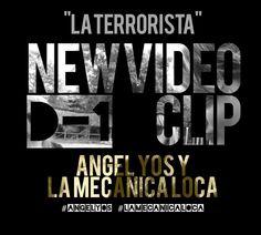 Cubasoyyo: Angel Yos y la Mecanica Loca - La Terrorista (VIDEOCLIP 2014)