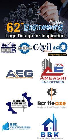 62+ Famous Engineering Company Logo Design Examples #logodesign #logos #logodesigner
