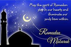 Wishing You all a Happy #Ramadan #RamadanMubarak