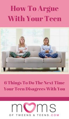 Isn't it crazy trying to argue with a teen. Have you ever noticed that your teen is always right? That is, in their own opinion.