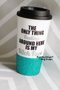 Hey, I found this really awesome Etsy listing at https://www.etsy.com/listing/270567668/glitter-dipped-travel-coffee-mugtravel
