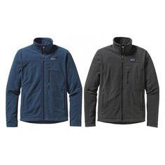 Het Oakes #fleecevest van @patagonia is een lichtgewicht, comfortabel en warm vest voor heren.