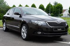 SKODA Superb Restylée (2013) #SKODA #Superb #NouvelleSuperb #Restylee