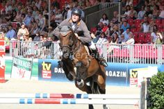 #JanWernke gewinnt den Großen Preis in Dortmund http://reiterzeit.de/signal-iduna-cup-dortmund/#9 #reiterzeit #springreiten #showjumping #Equestrian #equestrianphoto