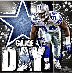 Dallas cowboys  Demarcus Ware