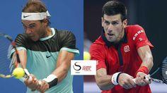 The showdown is set in Beijing! #Nadal v #Djokovic, meeting No. 45. Don't miss it! http://tnn.is/schedule