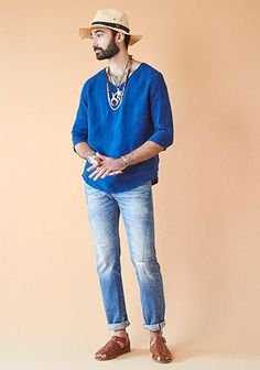 オーバーサイズTシャツは『ネックレス』でオシャレコーデに!(メンズ) | Italy Web