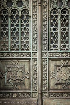 Synagogue Door, Berlin, Germany