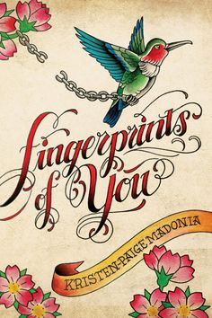 'Fingerprints of You' by the talented Kristen Paige Madonia.  (I knew you could do it Kristen!)       -------      http://kristenpaigemadonia.com