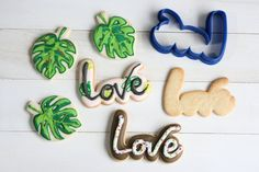 Etsy のLove cookie cutter(ショップ名:TheCookieCutterLand)