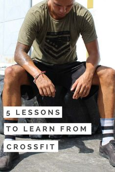5 Lessons to Learn from #CrossFit