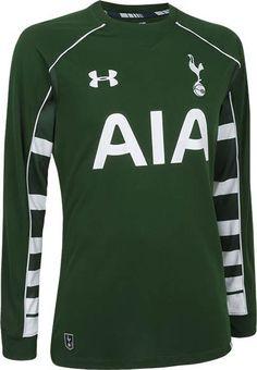 80bec71db Tottenham Hotspur 15-16 Home Kit Released - Footy Headlines Soccer Kits