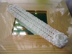 Handmade Fashion Jewelry  Crochet Bracelet  by CraftsbySigita on Etsy