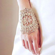 Bridal Rhinestone Arm Bracelet Crystal Bangle Armband Women Wedding Jewelry Gift for sale online Bridal Accessories, Jewelry Accessories, Fashion Accessories, Fashion Jewelry, Jewelry Shop, Fine Jewelry, Jewelry Trends, Jewelry Design, Cuff Jewelry