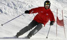 Schumacher sufre un fuerte accidente mientras esquiaba pero está fuera de peligro - MARCA.com