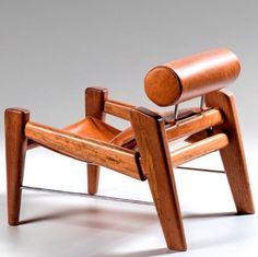 O viés do design brasileiro: Zanini de Zanine - Poltrona Serfa #zaninidezanine…