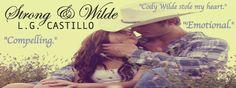 #strongandwilde #cowboy #romance #lgcastillo