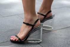 And THE COVETED also spotted my margiela_heels I bought from Hong Kong!