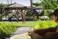 Parents' Travel Guide: What to Do in Hualalai with Kids Between golf, swimming, tennis, fitness classes, the Spa, eating, drinking, and land and water excursions, you can call Hualalai home for weeks and never get bored.