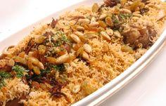 LEBANESE RECIPES: Kabsa Recipe - How to Make The Best Kabsa