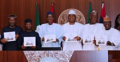 Nigerian Economic Recovery and Growth Plan lunched in Abuja today - Buhari