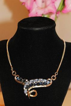Stupendous TRIFARI Alfred Philippe Sapphire by MyJewelsBoutique