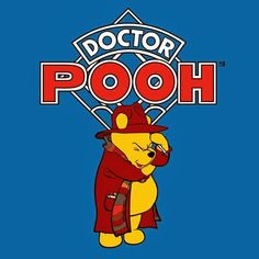 Doctor Who / Winnie The Pooh Crossover