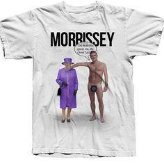 Fã fica desapontado com o kibe do Morrissey. Hein?