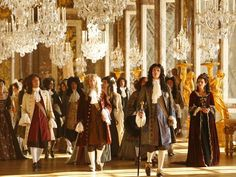 Versailles le Rêve d'un Roi, Louis le XIV, (Samuel Theis)