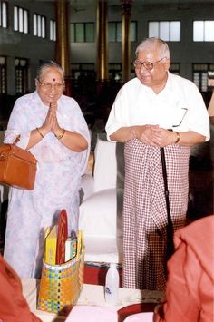 Shri & shrimati S. Vipassana Meditation, Masters, Smile, Gallery, Master's Degree, Roof Rack, Laughing