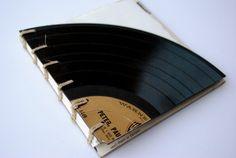 25 Maneras de convertir un disco de vinilo en la decoración más Hipster
